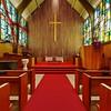 Central Presbyterian Church, Sanctuary - Austin, Texas