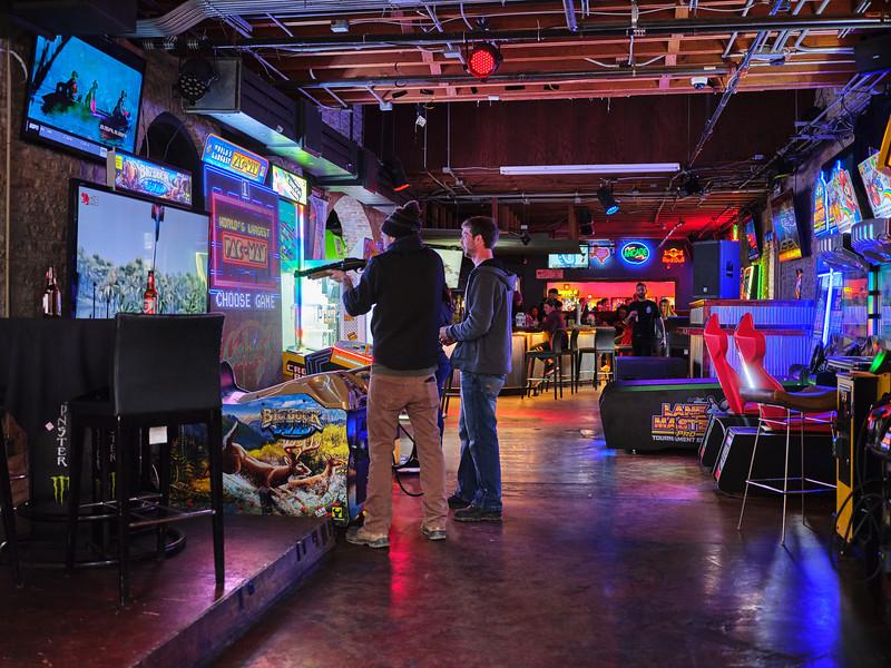 Arcade Color, 6th Street - Austin, Texas