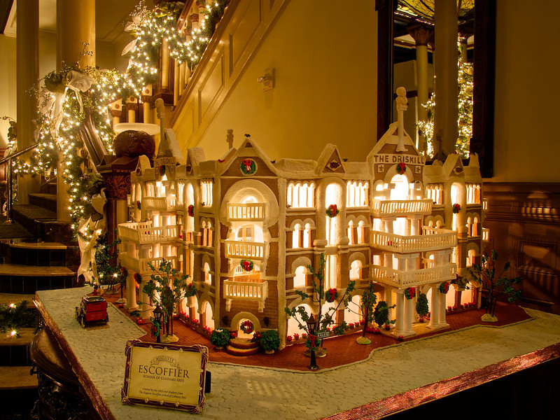 2013 Gingerbread Driskill - Austin, Texas