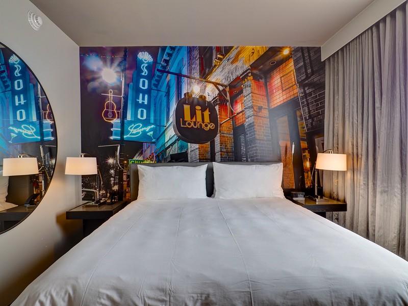 Archer Hotel Classic King Room - Austin, Texas