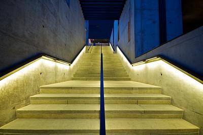 W Hotel Staircase - Austin, Texas