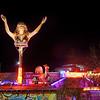TacoXpress Taco Goddess Sign - Austin, Texas
