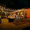 Bangers Glow, Rainey Street - Austin, Texas