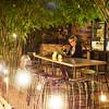 Rainey Street Glow - Austin, Texas