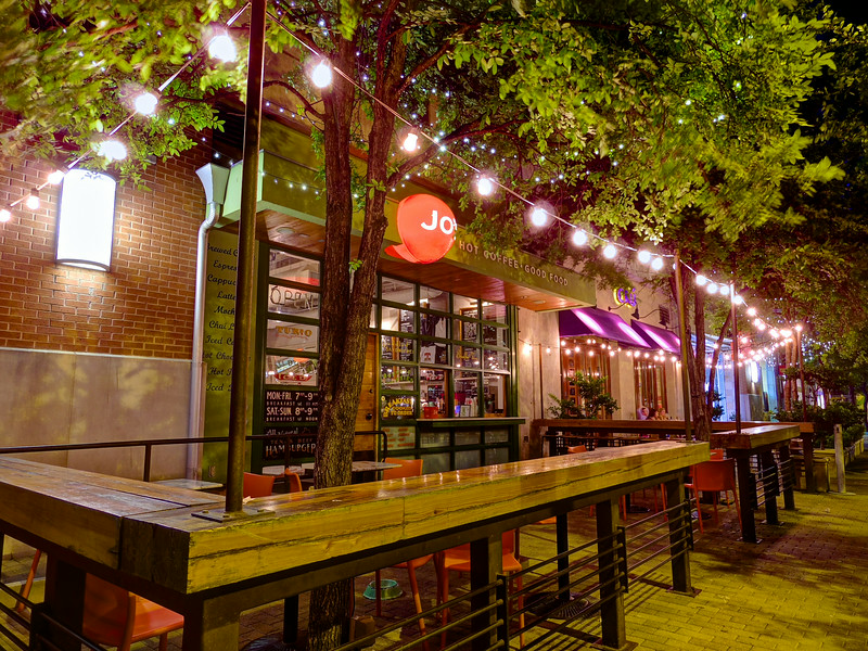 Jo's on 2nd Street - Austin, Texas