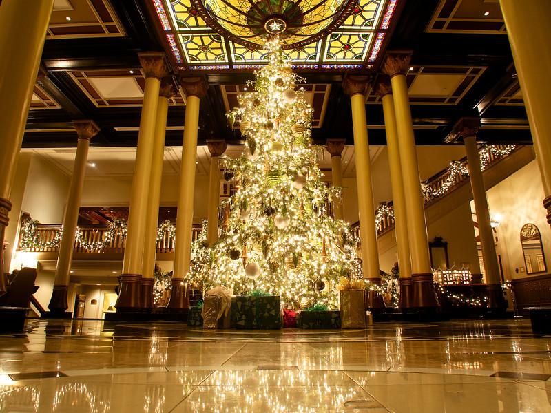 2013 Driskill Christmas Tree #1 - Austin, Texas