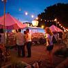 Customers at Hey Cupcake Trailer #2,  SoCo - Austin, Texas