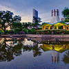 Reflecting Pond, Auditorium Shores - Austin, Texas