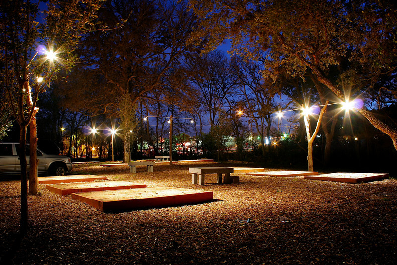 Horseshoe Courts - South Lamar, Austin, Texas