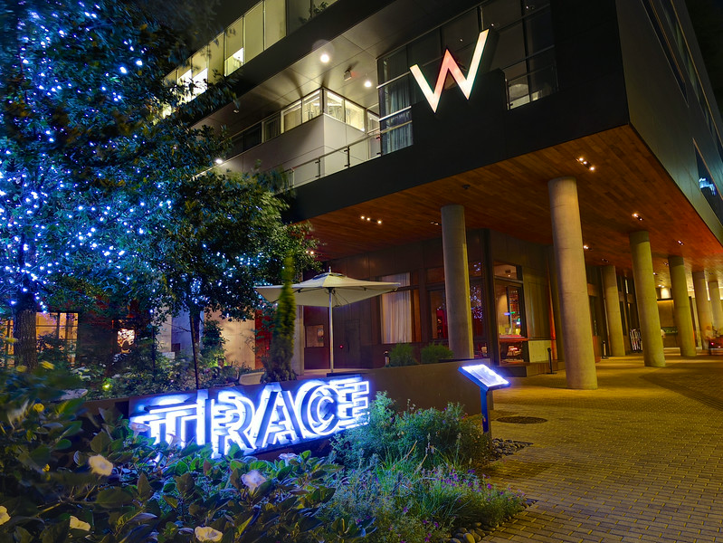 Trace at the W, 2nd Street - Austin, Texas