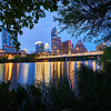 Surrounded by Nature, Downtown Skyline - Austin, Texas