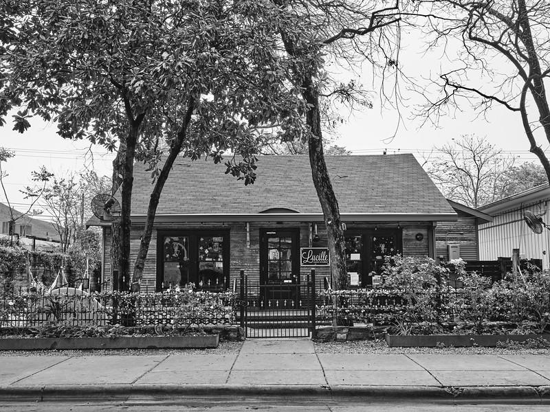 Lucille, Rainey Street - Austin, Texas