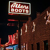 Allens Boots - South Congress, Austin, Texas