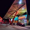 P. Terry's at Night - Austin, Texas