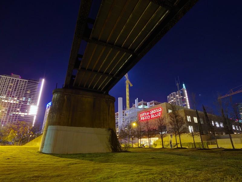 Under the Train Tracks - Austin, Texas