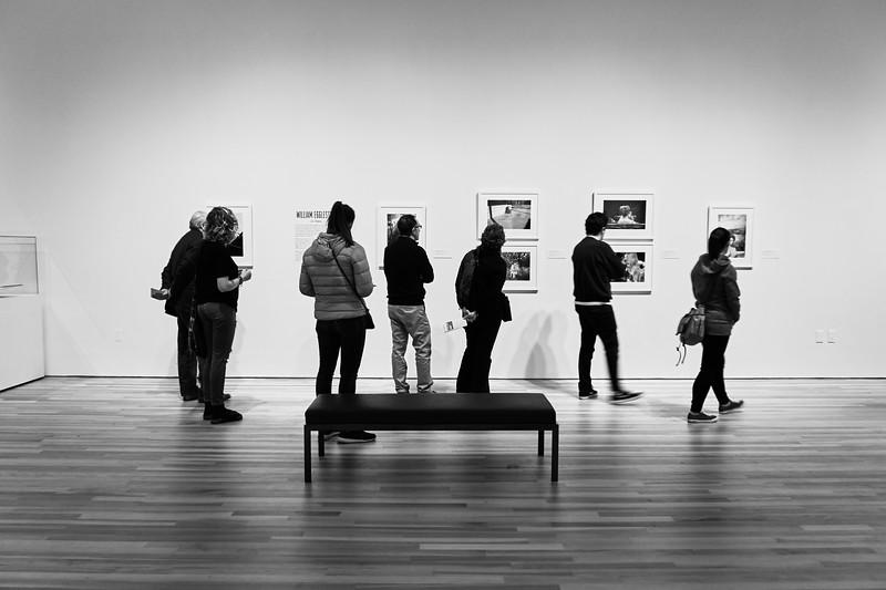 Scenes from the Blanton Museum of Art - Austin, Texas