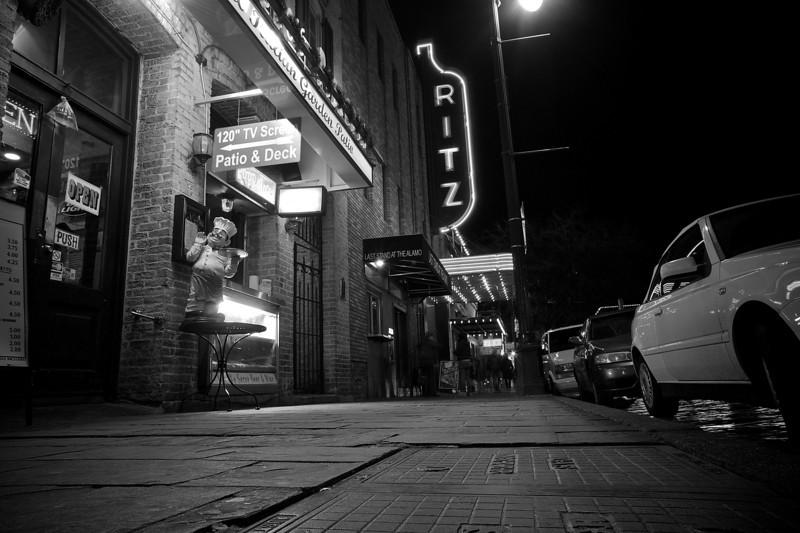 Ritz on 6th Street - Austin, Texas