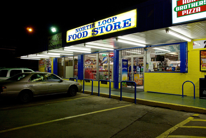 North Loop Food Store - Austin, Texas