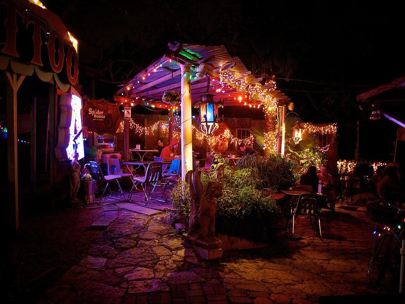 Crazy Lights, Spider House   Austin, Texas