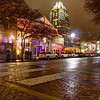 A rainy night on 6th street - Austin, Texas