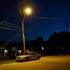 Lonely Car, Burnet Road - Austin, Texas