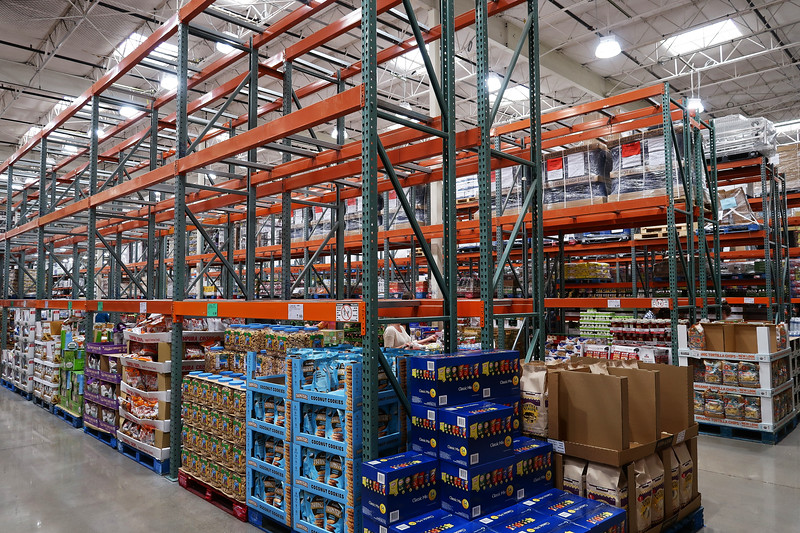 Costco Inventory - Austin, Texas