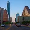 Congress Avenue Bridge at Dusk - Austin, Texas