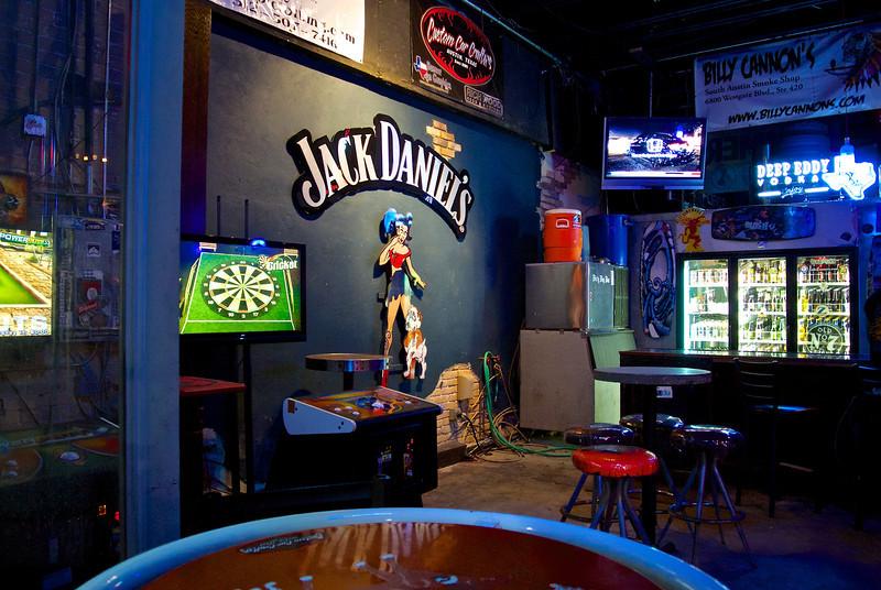Bar Interior #5, 6th Street - Austin, Texas