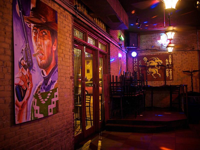 Chupacabra Cantina, Back Room - Austin, Texas