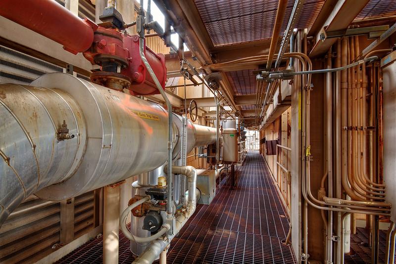 Holly Power Plant, Pipes - Austin, Texas