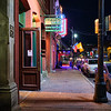 Empty 6th Street - Austin, Texas