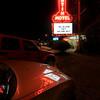Austin Motel Reflections - Austin, Texas