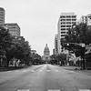 Quiet Congress Avenue - Austin, Texas