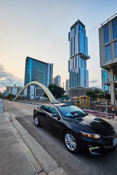 Ride Hailing - Austin, Texas