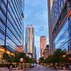 2nd Street Looking East - Austin, Texas