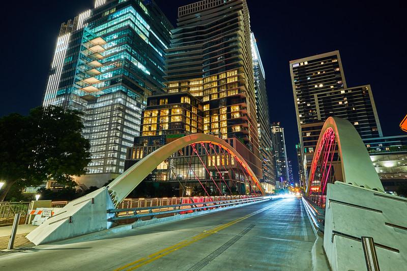 2nd Street Bridge - Austin, Texas