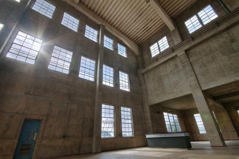 Seaholm Power Plant, Windows - Austin, Texas
