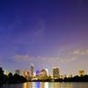 Skyline from the Boardwalk - Austin, Texas
