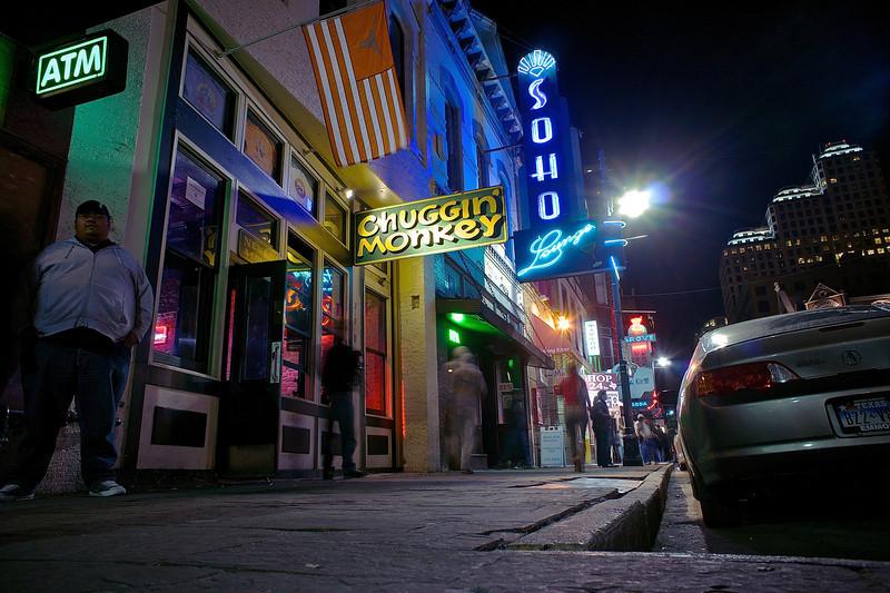 6th Street Bars - Austin, Texas