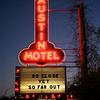 Austin Motel Neon Sign - Austin, Texas
