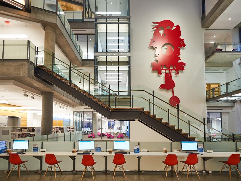 Central Public Library - Austin, Texas