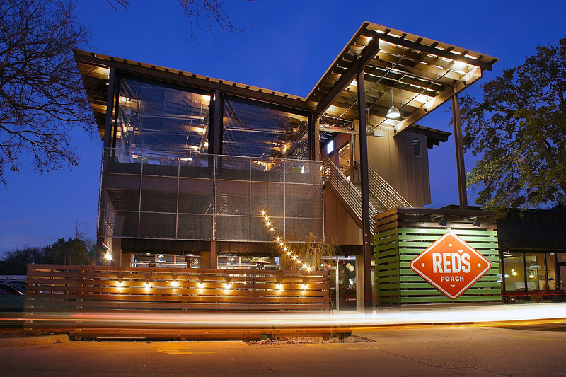 Red's Porch - South Lamar, Austin, Texas