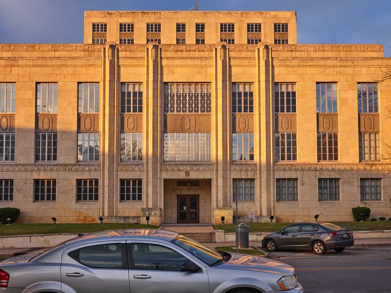 Golden Courthouse - Austin, Texas