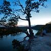 Lake Austin from the Cliffs - Austin, Texas