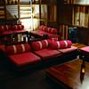 G'Raj Mahal Seating, Rainey Street - Austin, Texas