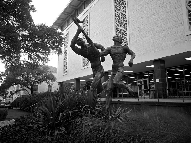 Torchbearers, University of Texas - Austin, Texas