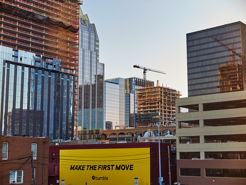 Make the First Move - Austin, Texas