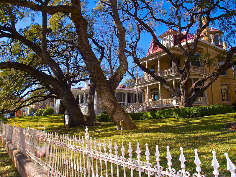 The Last of the Victorians - Austin, Texas