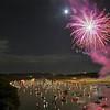 Fireworks over Lake Austin (2009)- Austin, Texas