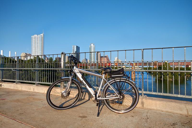 Bodhi Bicycle, Downtown Product Shot - Austin, Texas